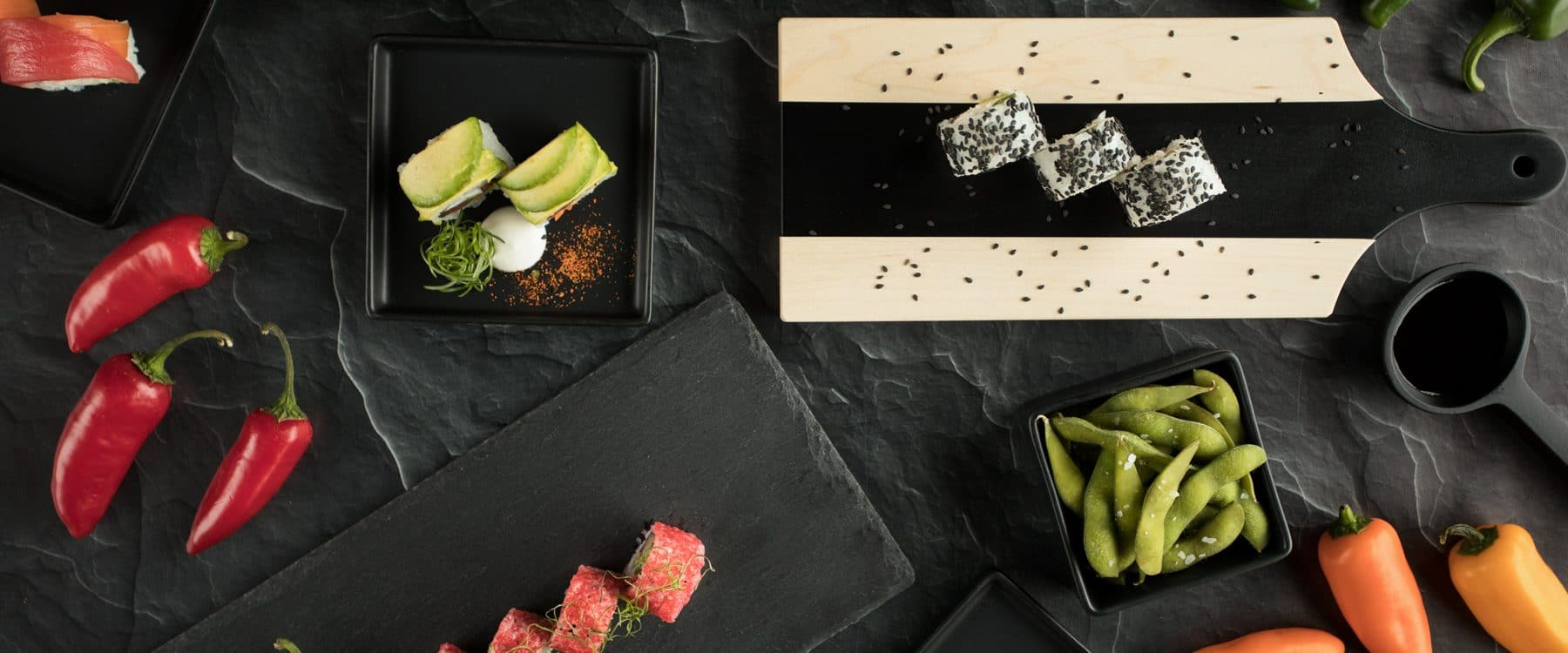SushiFork-Tulsa-Oklahoma-Sushi-Restaurant - Catering