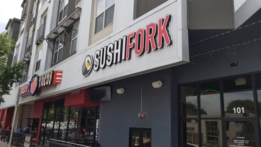 SushiFork of Dallas - Park Cities Sushi Restaurant