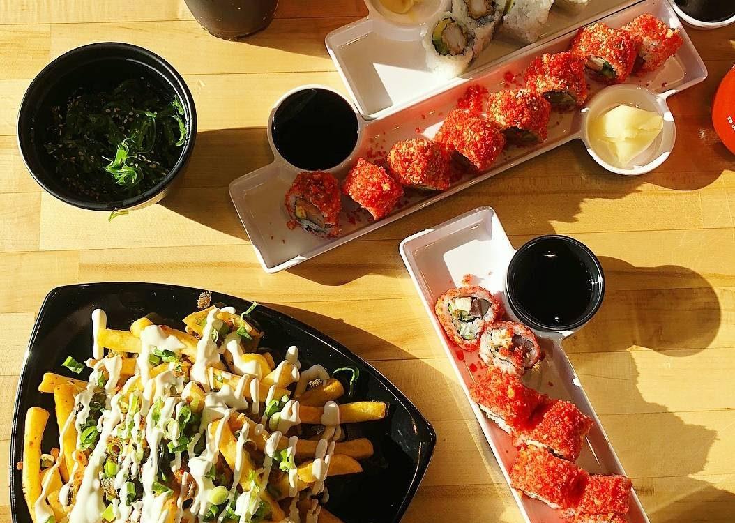 Tulsa sushi